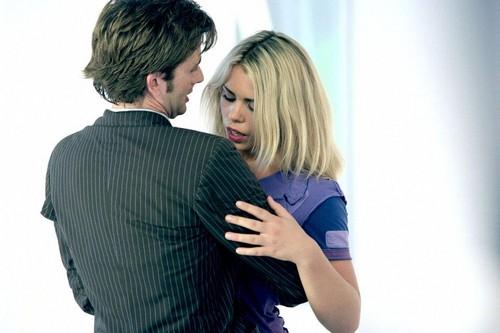 Billie Piper as Rose Tyler