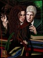 Bizarre fan fiction - harry-potter-vs-twilight fan art