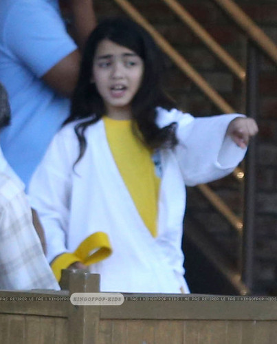 Blanket Jackson ♥♥ NEW October 8th 2012
