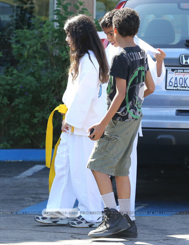 Blanket Jackson ♥♥ NEW October 8th 2012