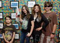 Blanket Jackson, Paris Jackson, Latoya Jackson and Prince Jackson ♥♥ - paris-jackson photo