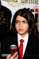 Blanket Jackson at Mr Pink Drink Launch Party ♥♥
