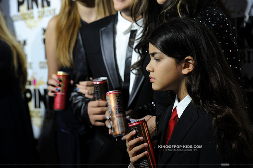 Blanket Jackson at Mr गुलाबी Drink Launch Party ♥♥