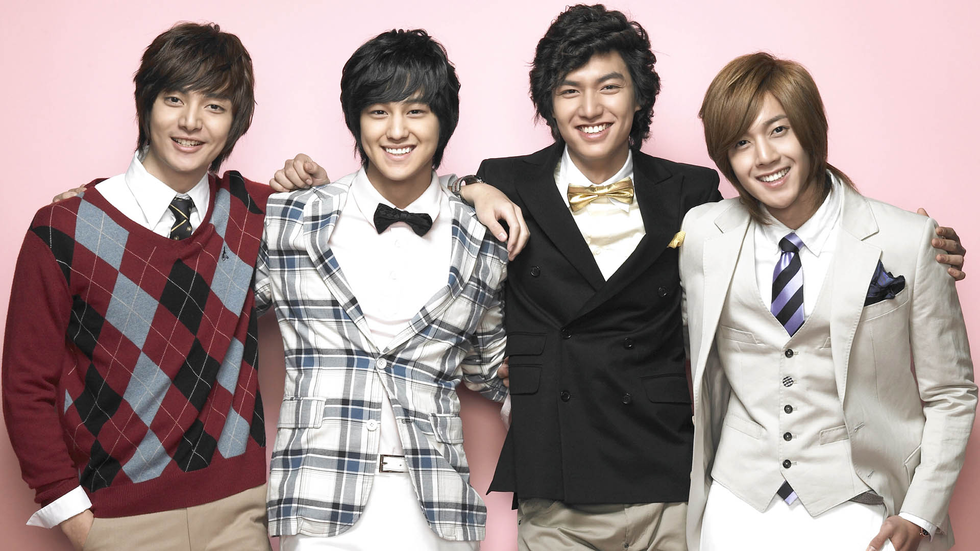 Boys over Flowers - Korean Dramas Wallpaper (32444321) - Fanpop ...boys over flowers
