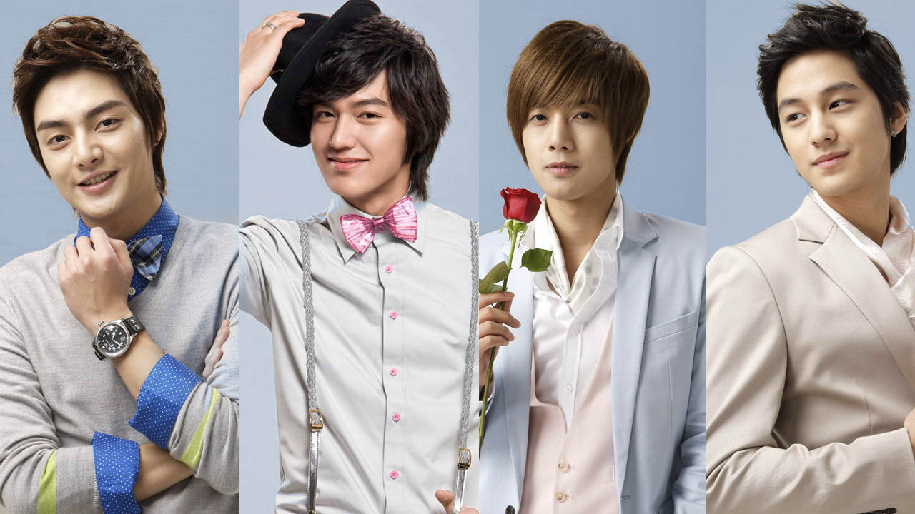 Boys Over Flowers Kim