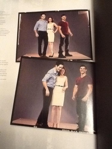 Breaking Dawn part 1 photoshoot