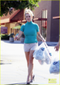 Britney - Leaves an Old Navy clothing store in Los Angeles - September 20, 2012 - britney-spears photo