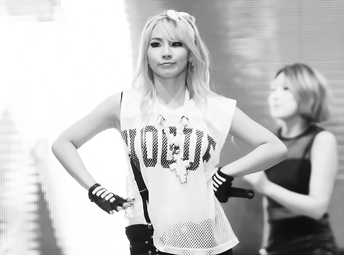 2NE1 Images CL Wallpaper And Background Photos