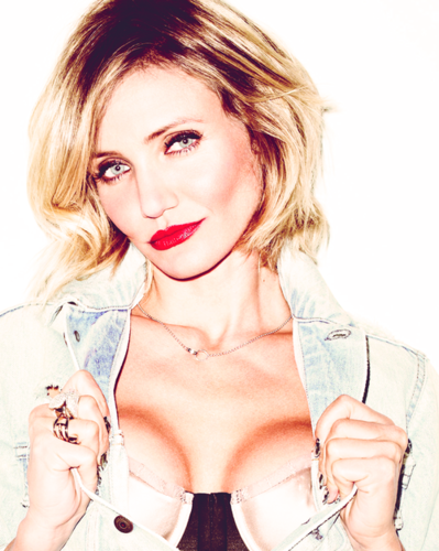 cameron diaz wallpaper containing a portrait called Cameron fã Art