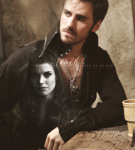 Captain Hook & Ruby