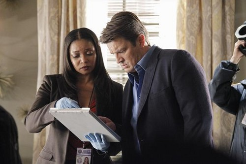 """istana, castle 5x05 """"Probable Cause"""""""