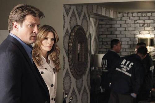 Castle- S05E05 - các bức ảnh
