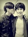 Changmin and Kyuhyun