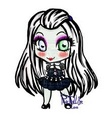 Chibi monster high - monster-high fan art
