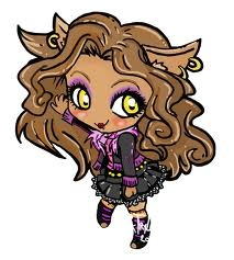চিবি monster high