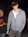 Chord arrives at Justin Bieber concert at Staples Center LA, October 2nd 2012 - chord-overstreet photo