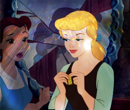 灰姑娘 & Belle
