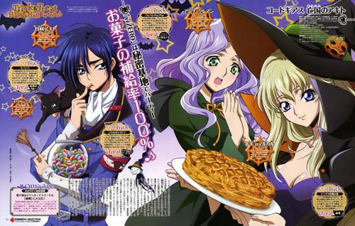 Code Geass karatasi la kupamba ukuta possibly with anime titled Code Geass: Akito the Exiled