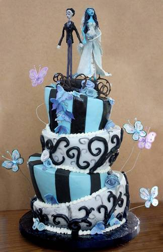 Corpse Bride images Corpse Bride Wedding cake wallpaper and