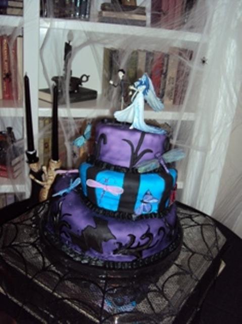 Corpse Bride Wedding Cake Corpse Bride Photo 32415229 Fanpop Page 4