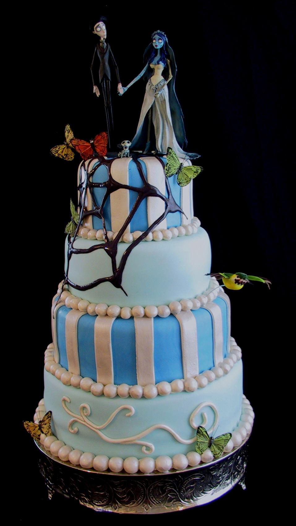 Corpse Bride Wedding Cake Corpse Bride Photo 32415231