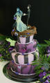 Corpse Bride Wedding cake - corpse-bride photo