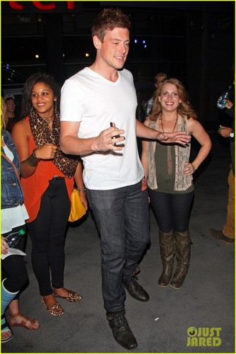 Cory Leaving The Black Keys 音乐会 At Staples Center - October 6, 2012