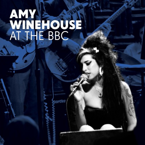 """Cover of """"Amy Winehouse At The BBC"""""""