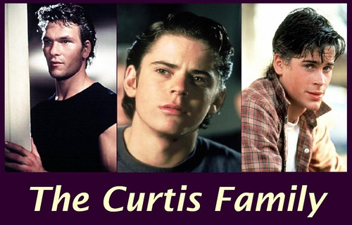 Curtis Family پیپر وال