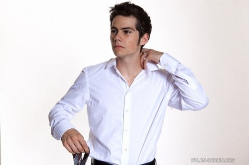 Dylan O'Brien hình nền entitled Da Man Magazine