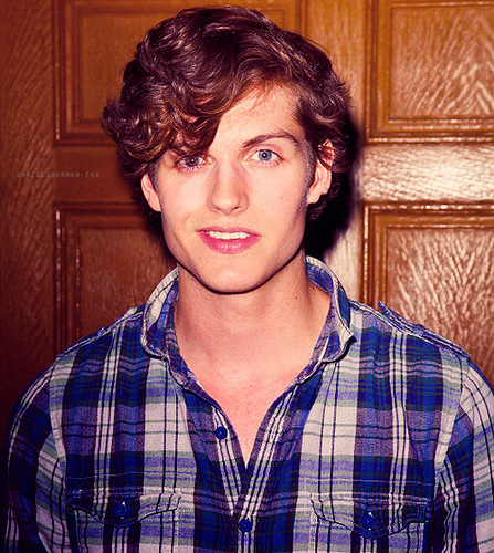 Daniel Sharman wallpaper entitled Daniel Sharmanღ