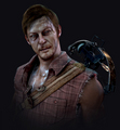 Daryl Dixon - Game Character - TURNTABLE - the-walking-dead fan art