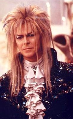 David Bowie as Jareth from Labyrinth!!!