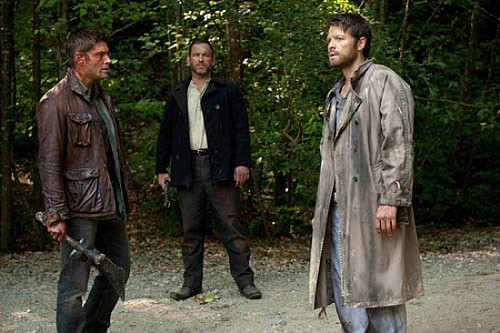 Dean, Cas And Benny