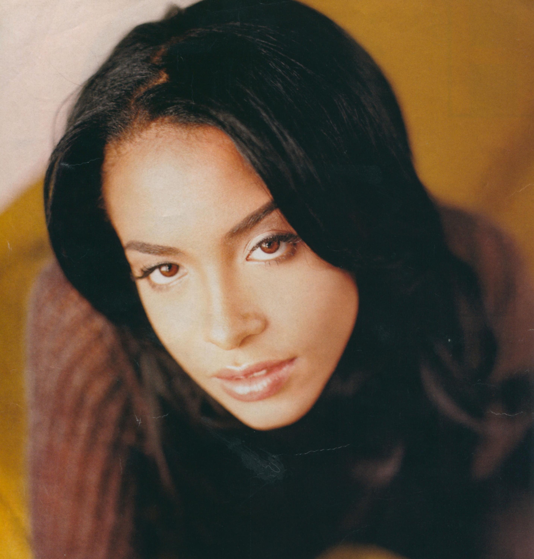 Dear, Sweetest Aaliyah... (Jim Wright Photoshoot)