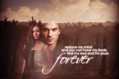Delena tình yêu forever