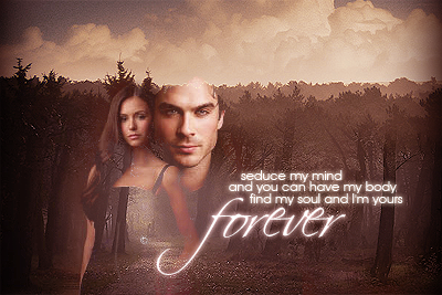 Delena l'amour forever