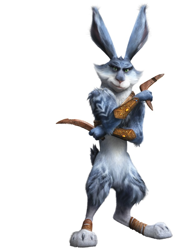 Rise of the guardians easter bunny