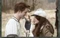Edwrad Cullen smiling