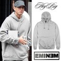 Eminem pure white pullover hoodie