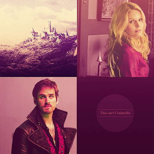 Emma Swan & Captain Hook