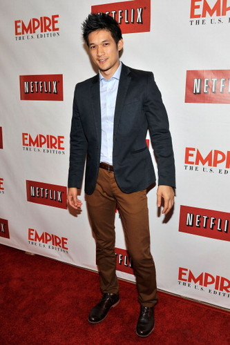 Empire Magazine Celebrates The Launch Of Empire U.S. For Ipad - October 2, 2012