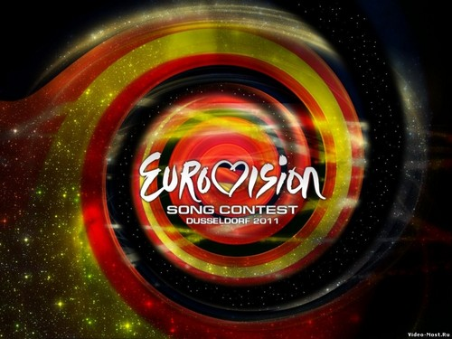 Eurovision Song Contest wallpaper possibly with a compact disk and a turntable titled Eurovision posters