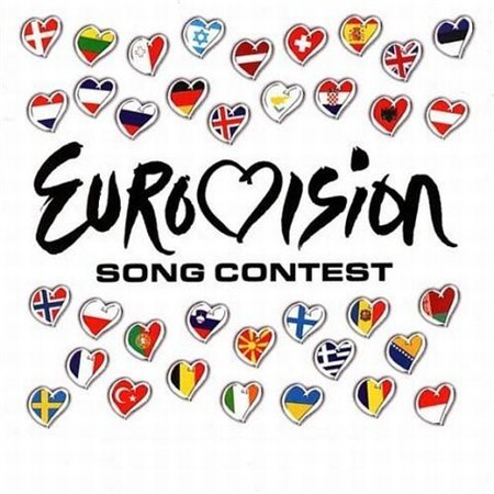 Eurovision Song Contest wallpaper probably containing a sign entitled Eurovision posters