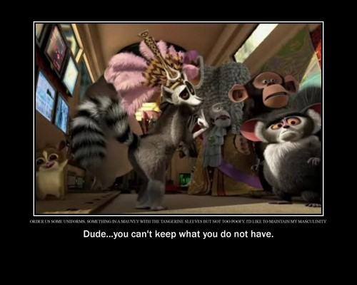 Penguins of Madagascar wallpaper with a madagascar cat titled Femboy