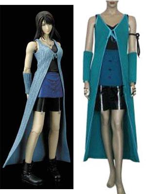 Final Fantasy VIII Rinoa Cosplay Costume