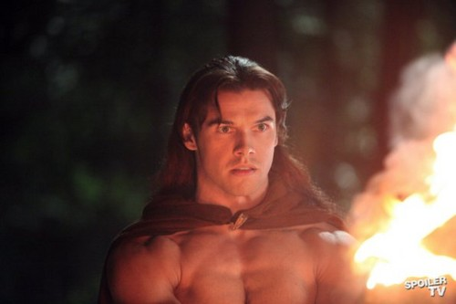 First Look at Paul Telfer as Alexander Ep. 4x04 The Five