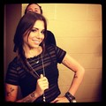 Fishtail hair - christina-perri photo