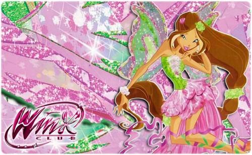 Flora: Harmonix & Sirenix ~ hình nền