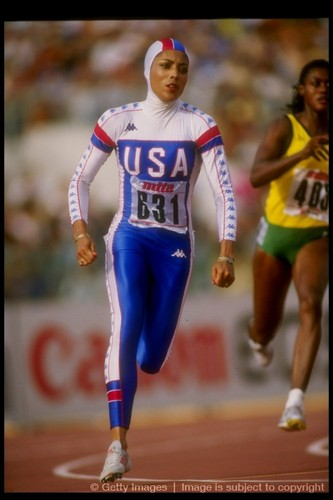 beroemdheden who died young achtergrond entitled Florence Griffith-Joyner